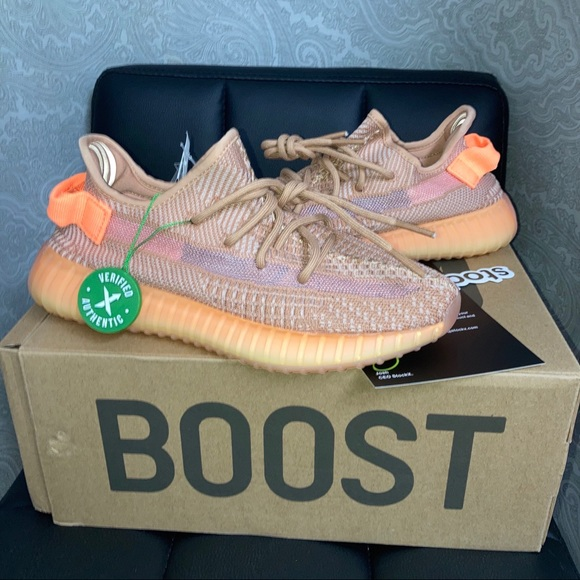 Boost 350 Clay Size 7 Womens Authentic